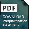 Prequalification statement download
